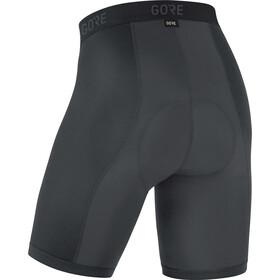 GORE WEAR C3+ Liner Shorts Heren, zwart